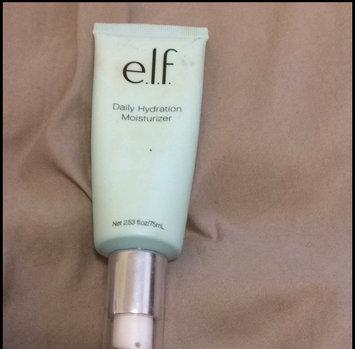 Photo of e.l.f. Daily Hydration Moisturizer SPF 15 uploaded by Mallory C.