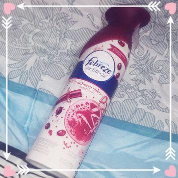 Photo of Febreze® Air Effects Sugar Cranberry Air Freshener 9.7 oz. Aerosol Can uploaded by Danielle J.