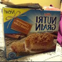 Kellogg's® Nutri-Grain® Bakery Delights Cinnamon Crumb Cake uploaded by liz T.