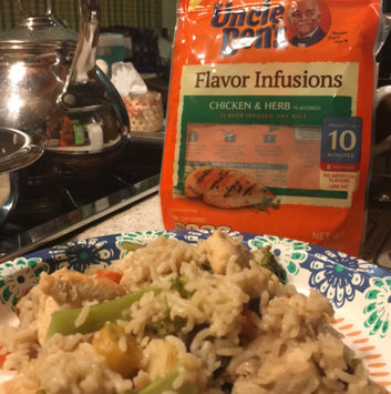 Photo of Uncle Ben's® Flavor Infusions Chicken & Herb uploaded by Alicia E.