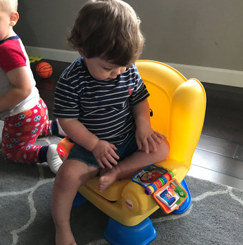 Fisher Price Fisher-Price Laugh and Learn Smart Stages Chair uploaded by Jessica R.