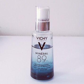 Photo of Vichy Mineral 89 Hyaluronic Acid Face Moisturizer uploaded by Gabriela S.