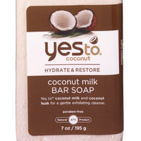 Yes To Coconut Milk Bar Soap uploaded by Yanni C.