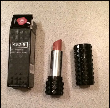 Kat Von D Studded Kiss Lipstick uploaded by Bridgett B.