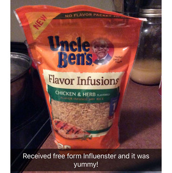 Photo of Uncle Ben's® Flavor Infusions Chicken & Herb uploaded by Gabriela G.