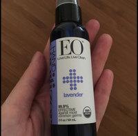 Hand Sanitizer Spray Lavender Aloe EO 2 oz Liquid uploaded by Catarina C.