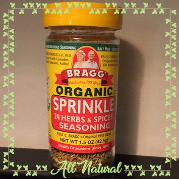 Photo of Bragg Organic Sprinkle 24 Herbs & Spices Seasoning uploaded by Stephanie L.