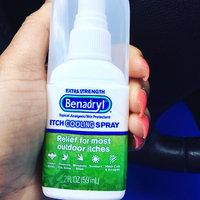 Benadryl® Spray Extra Strength Itch Relief 2 fl oz Pump uploaded by Shericka H.