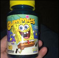 SpongeBob SquarePants Multivitamin/Multimineral Dietary Supplement Gummies, 60 count uploaded by Bridgett B.