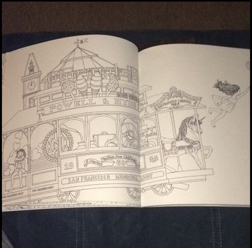 Photo of The Time Garden: A Magical Journey And Coloring Book uploaded by Bridgett B.