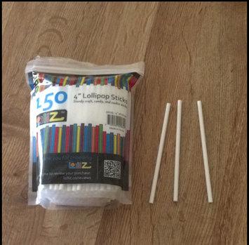 Photo of Lolliz Lollipop sticks 150 count 4 inch [Kitchen] uploaded by Bridgett B.