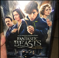 Fantastic Beasts And Where To Find Them (dvd) uploaded by Bridgett B.