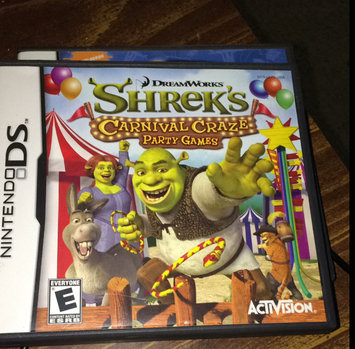 Activision Shrek's Carnival Craze Video Game for Nintendo DS uploaded by Bridgett B.