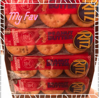 Nabisco RITZ Crackerfuls Peanut Butter/Classic Cheddar Filled Crackers uploaded by Teresa C.