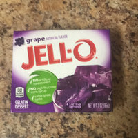 JELL-O Grape Gelatin Dessert uploaded by Miranda F.