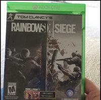 Ubi Soft Tom Clancy's Rainbow Six Siege - Xbox One uploaded by Bridgett B.