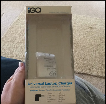 Photo of iGo 90W Universal Laptop Charger uploaded by Bridgett B.