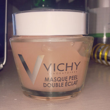 Photo of Vichy Double Glow Facial Peel Mask uploaded by HANNAH C.