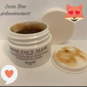 Fresh Rose Face Mask uploaded by Sara B.