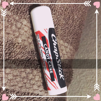 Photo of ChapStick® Lip Moisturizer Skin Protectant Lip Balm, Candy Cane uploaded by Trinity O.