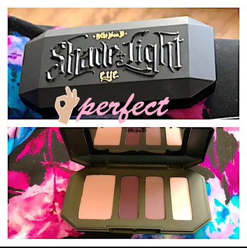 Kat Von D Shade + Light Eye Contour Quads uploaded by Caylie S.