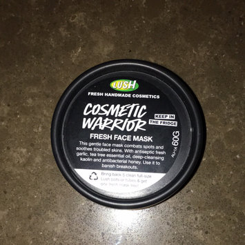 Photo of LUSH Cosmetic Warrior uploaded by Chloé K.