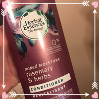 Herbal Essences bio:renew Naked Moisture Rosemary & Herbs Conditioner uploaded by Bianca D.