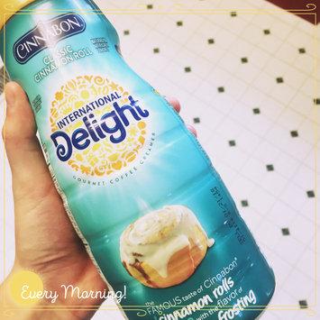 Photo of International Delight Cinnabon® Classic Cinnamon Roll Creamer uploaded by Kansas B.