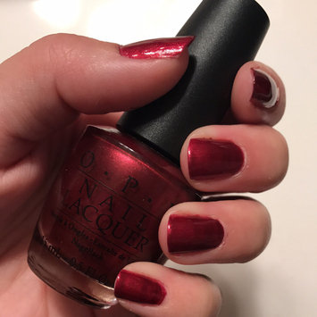 OPI Nail Lacquer uploaded by Janelle C.
