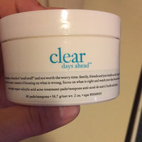 philosophy clear days ahead overnight repair salicylic acid acne treatment pads uploaded by Christina M.
