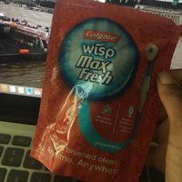 Colgate® Wisp® MaxFresh® Mini-Brush Peppermint uploaded by ⠀⠀⠀⠀⠀⠀⠀⠀⠀⠀⠀⠀⠀⠀⠀⠀T.L. P.