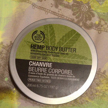 Photo of The Body Shop Hemp Body Butter uploaded by Laura H.