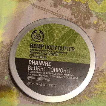The Body Shop Hemp Body Butter uploaded by Laura H.