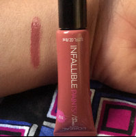 L'Oreal Infallible Lip Paints uploaded by Anita L.
