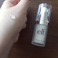 2 Pack e.l.f. Cosmetics Studio Mineral Face Primer 83401 Clear uploaded by April N.