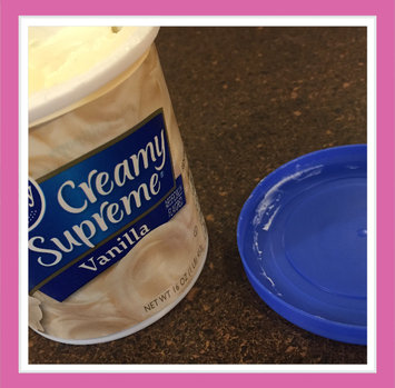 Photo of Pillsbury Creamy Supreme Frosting Vanilla uploaded by Michelle M.