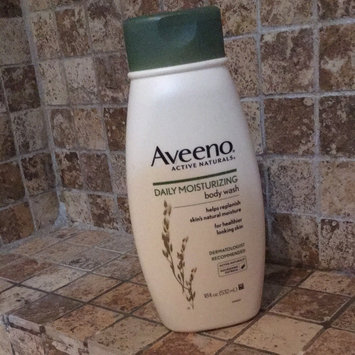 Photo of Aveeno® Daily Moisturizing Body Wash uploaded by Lorena M.