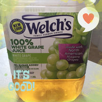 Welch's® 100% White Grape Juice uploaded by Karen G.