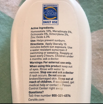 Photo of CeraVe AM Facial Moisturizing Lotion uploaded by Theresa A.