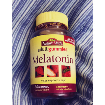 Photo of Nature Made Melatonin Gummies uploaded by Brittani O.