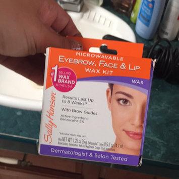 Sally Hansen Eyebrow, Face & Lip Wax, Microwaveable, wax 1.25 oz uploaded by Melissa J.