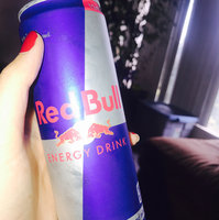 Red Bull Energy Drink uploaded by Jessica R.