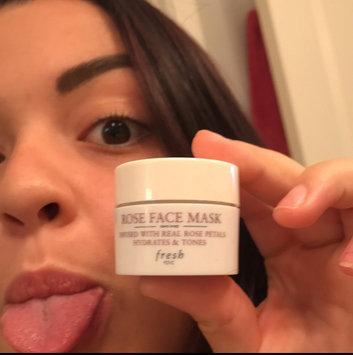 Fresh Rose Face Mask uploaded by Veronica K.