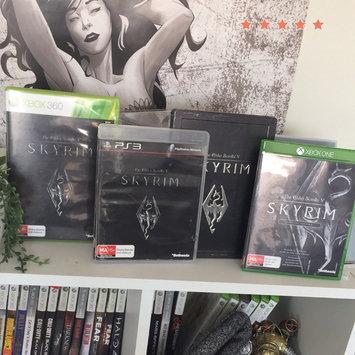 Photo of Bethesda Elder Scrolls V: Skyrim (Xbox 360) uploaded by Kaitlin A.