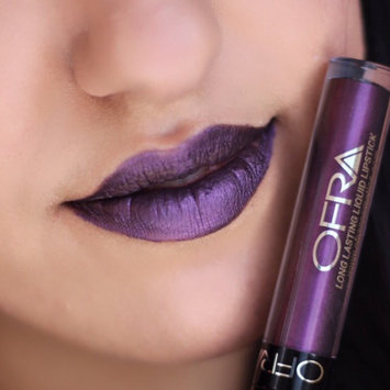 Ofra Cosmetics Long Lasting Liquid Lipstick uploaded by Henna A.