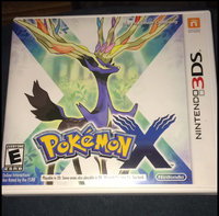 POKEMON X (Nintendo 3DS) uploaded by Bridgett B.
