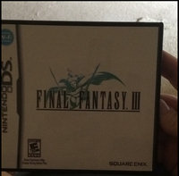 Square Enix Llc Final Fantasy III - PRE-OWNED - Nintendo DS uploaded by Bridgett B.