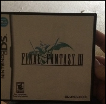 Photo of Square Enix Llc Final Fantasy III - PRE-OWNED - Nintendo DS uploaded by Bridgett B.
