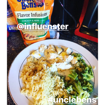 Photo of Uncle Ben's® Flavor Infusions Chicken & Herb uploaded by Carin R.