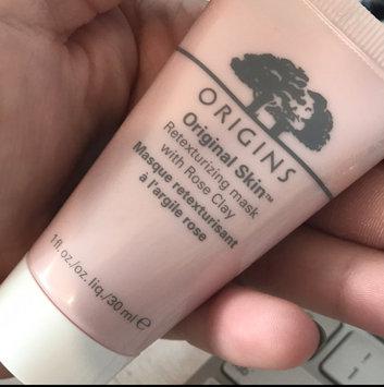 Origins Original Skin Retexturing Mask with Rose Clay uploaded by Liz G.
